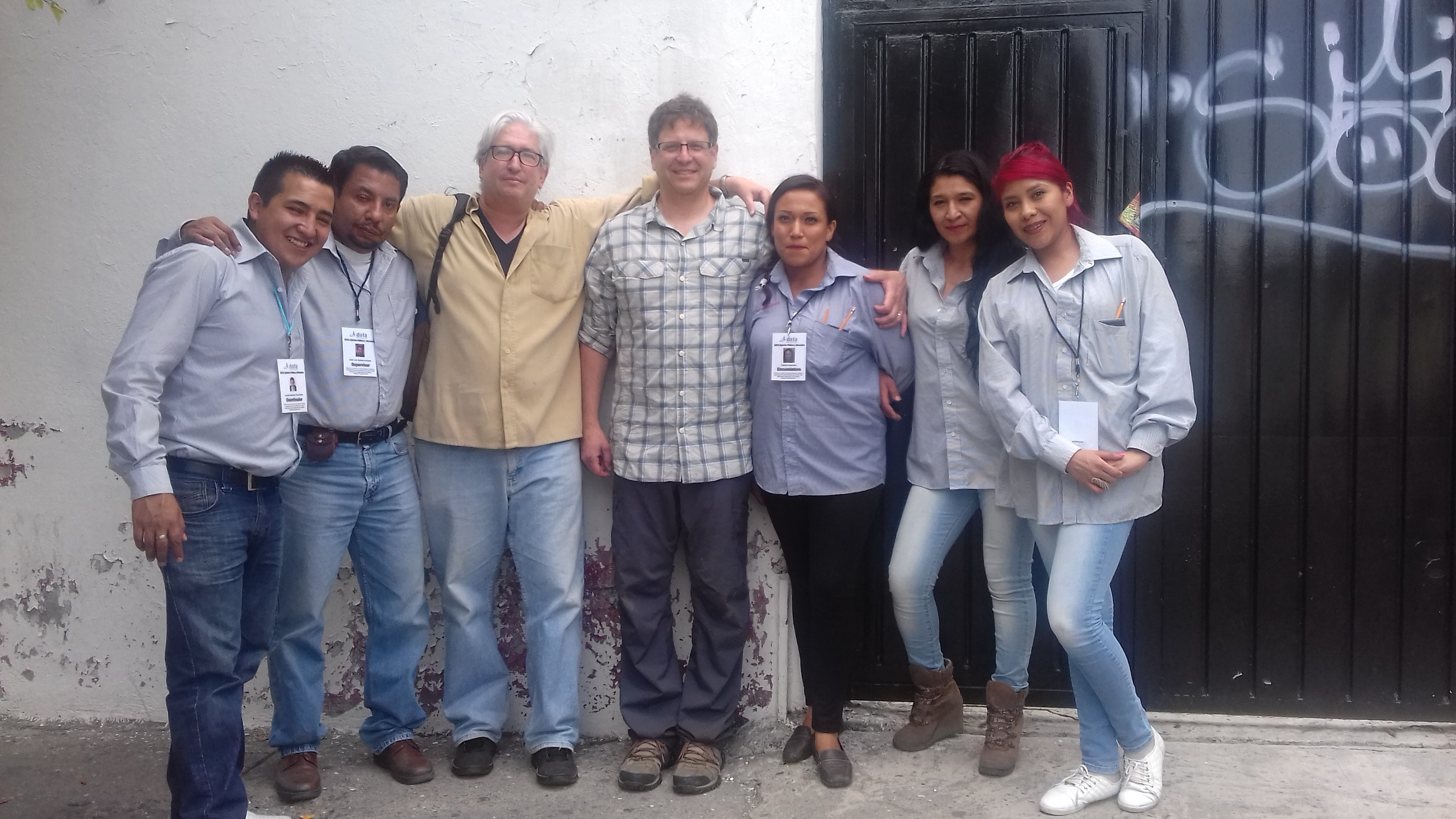 "Piloting the OSF-Sponsored ""Local Funding for Human Rights"" survey in Iztapalapa, Mexico City (June 2016)"